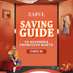 Zaful Shopping Guide For November promotion