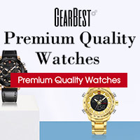 Gearbest Top Deals & Big Discounts on Premium Quality Watches promotion