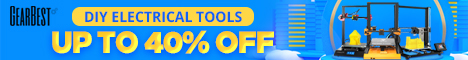 Gearbest DIY Electrical Tools: Up to 40% OFF promotion
