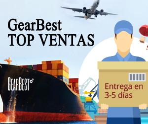 Gearbest Almacenes Europeos: ¡llegan en 3-5 días! promotion