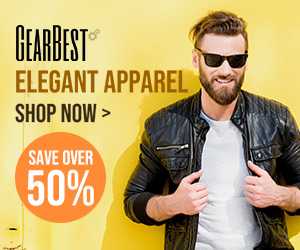 Gearbest Elegant Apparel: Enjoy More Than 50% OFF promotion