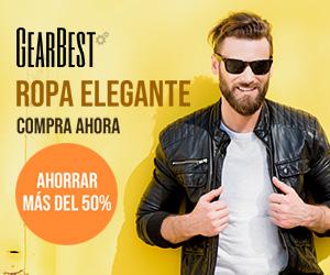 Gearbest ¡Más de 50% de descuento en Ropa elegante! promotion