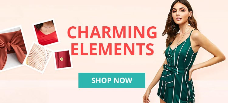 Charming Elements promotion