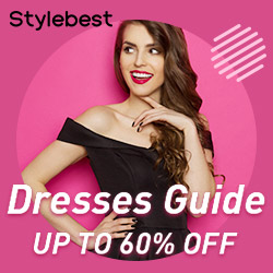 Gearbest Dresses Guide @Stylebest: Up to 60% OFF promotion