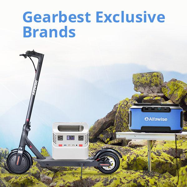 Gearbest Promotions de produits d'extérieur@Gearbest promotion
