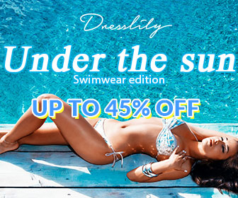 DressLily Easter Sale. Up to 45% OFF. Take the chance! promotion