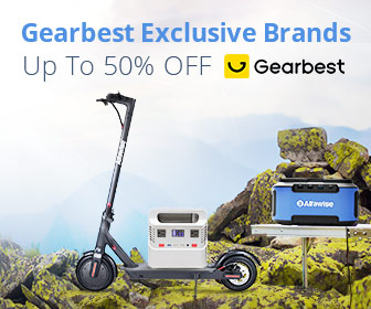 Gearbest Gearbest Exclusive Brand: Up to 50% OFF promotion