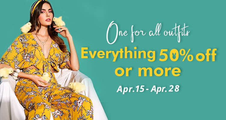 ONE FOR ALL OUTFITS  promotion