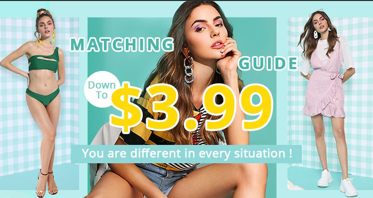 Matching Guide promotion