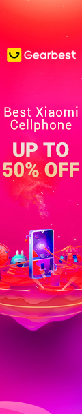 Gearbest Up to 50% OFF for Xiaomi Cell Phone promotion