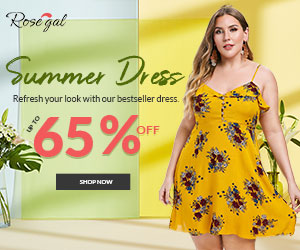 Up To 65% Off Summer Dress promotion