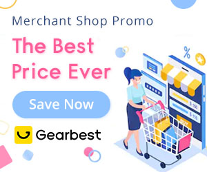 Gearbest Merchant Shop Promo: The Best Price Ever promotion