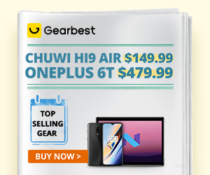Gearbest Top selling gear on promotion promotion