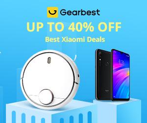 Gearbest ¡Mejores ofertas de Xiaomi en Gearbest: hasta 50% DTO! promotion