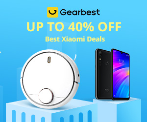 Gearbest Promo di Xiaomi: Sconto fino al 40% promotion