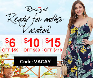 Vacation Outfits promotion
