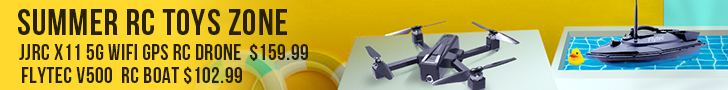 Gearbest Top RC Brands Massive Deals! promotion