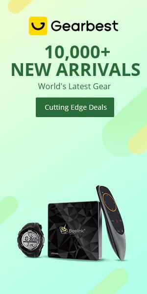 Gearbest Ofertas de Nova Chegada On-line promotion