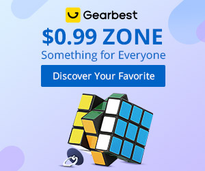 Gearbest ¡Productos desde solo €0.88! promotion