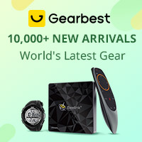 Gearbest New Products Super Deal! promotion