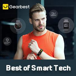 Gearbest Gran descuento en smart watches: más de 50% dto. promotion