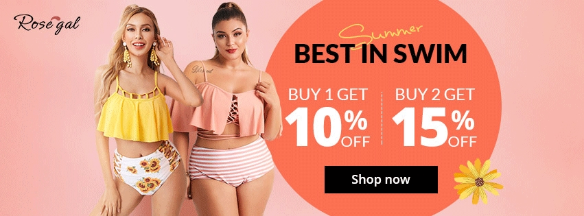 Best In Swim promotion