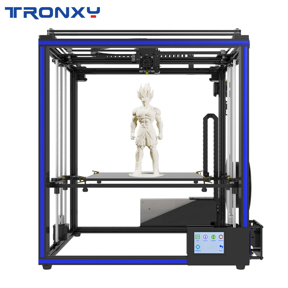 Gearbest Tronxy High Precision Large Size Touch Screen DIY Industrial Home Use Commercial X5ST - X5ST promotion