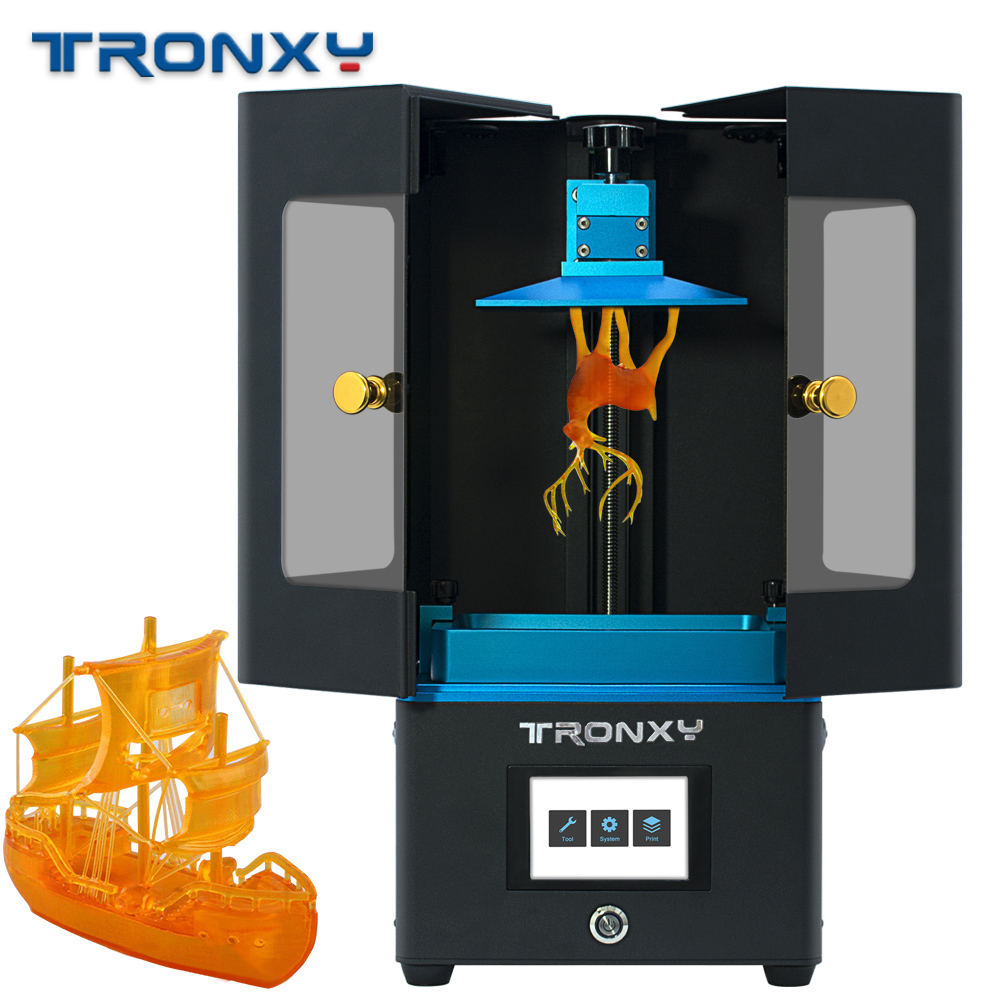 Gearbest TRONXY Ultrabot UV LCD 3D Printer with UV 2K Touch Screen Offline Resin 3D Machine - LCD ULTRABOT CN promotion