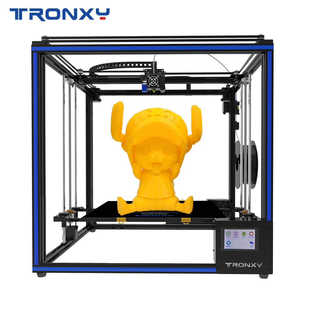 Gearbest Tronxy X5SA-400 Factory Price Desktop Educational Home Use Industrial 3D Printer Prusa I3 3D – X5SA 400 promotion