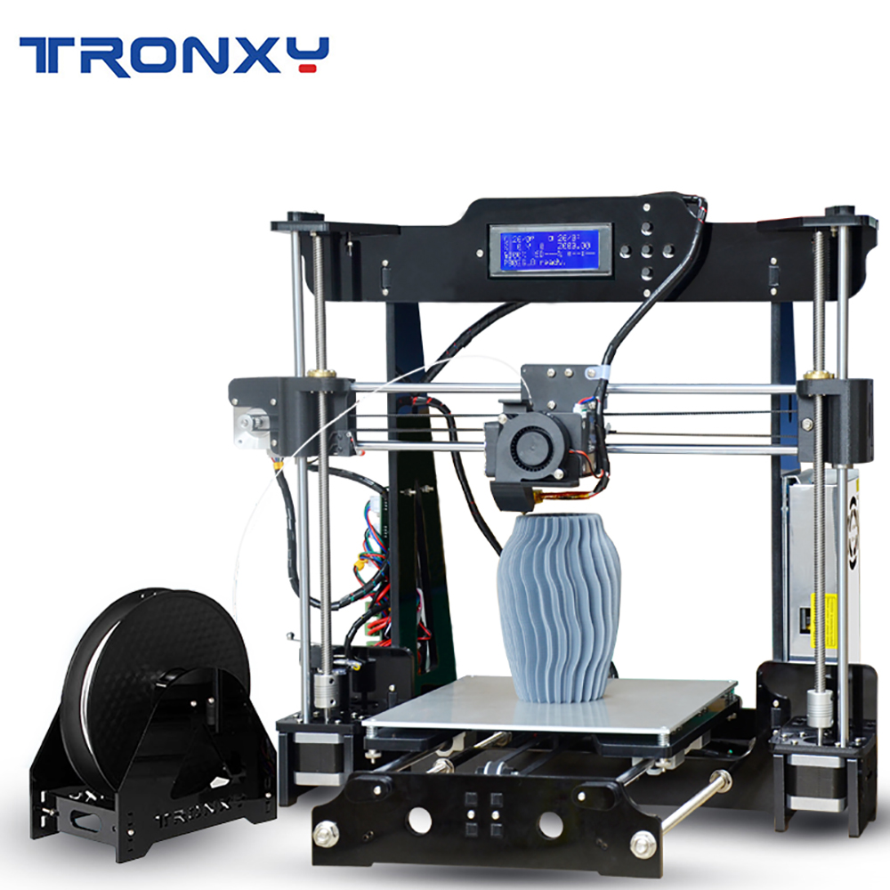 Gearbest TRONXY 3D printer new l DIY high precision 3D fast printer P802MA - P802MA promotion