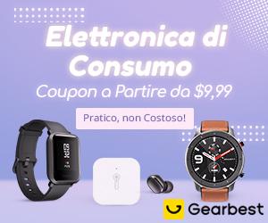 Gearbest Promo Settembre: Elettronica di Consumo promotion