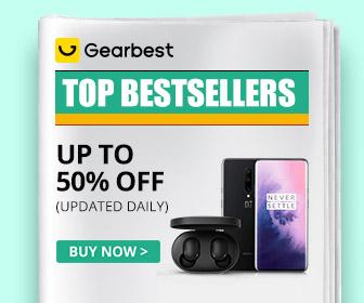 Gearbest Обновить купоны и приложение каждый день ! promotion