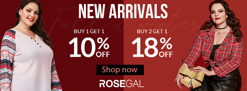 New Arrivals promotion