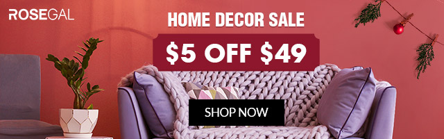 Home Decor Sale promotion