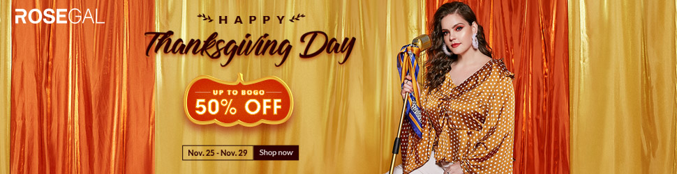 HAPPY Thanksgiving Day Sale promotion