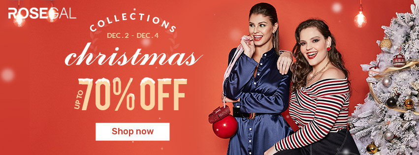 Christmas Collections promotion