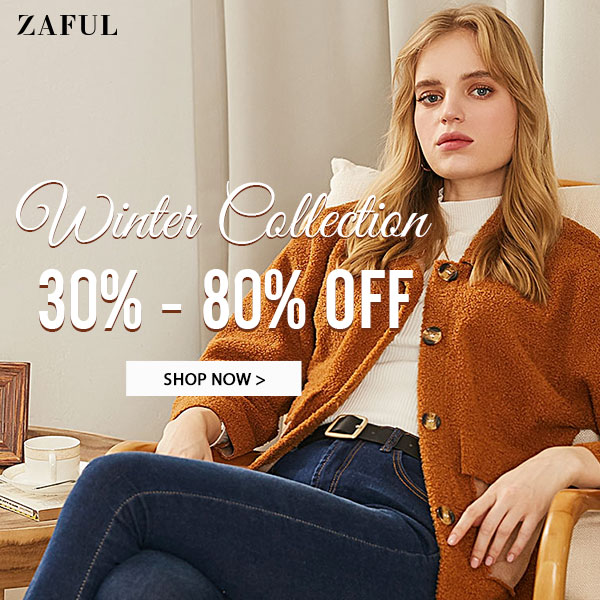 Winter Collection promotion