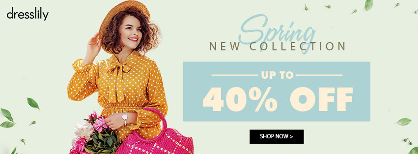 New Collection promotion