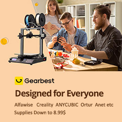 Gearbest Designed For Everyone promotion