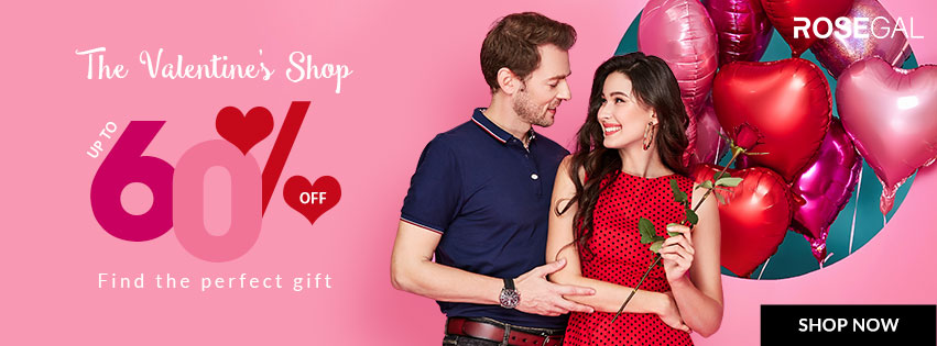 Valentines Day Sale promotion