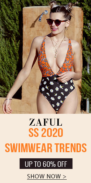 2020 Swimwear Trends promotion