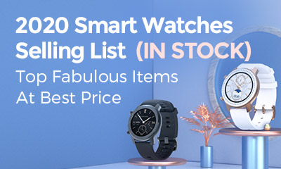 Gearbest 2020 Smart Watches Selling List (IN STOCK) promotion