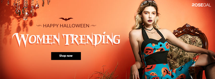Halloween Women Best Sellers promotion