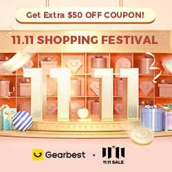 Gearbest Gearbest Activity-11.11 promotion
