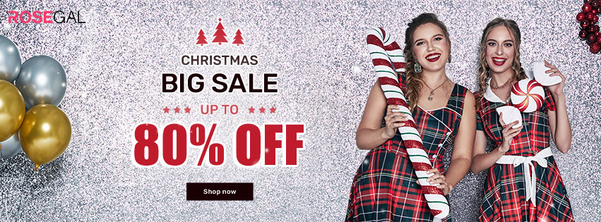 Christmas Sale promotion