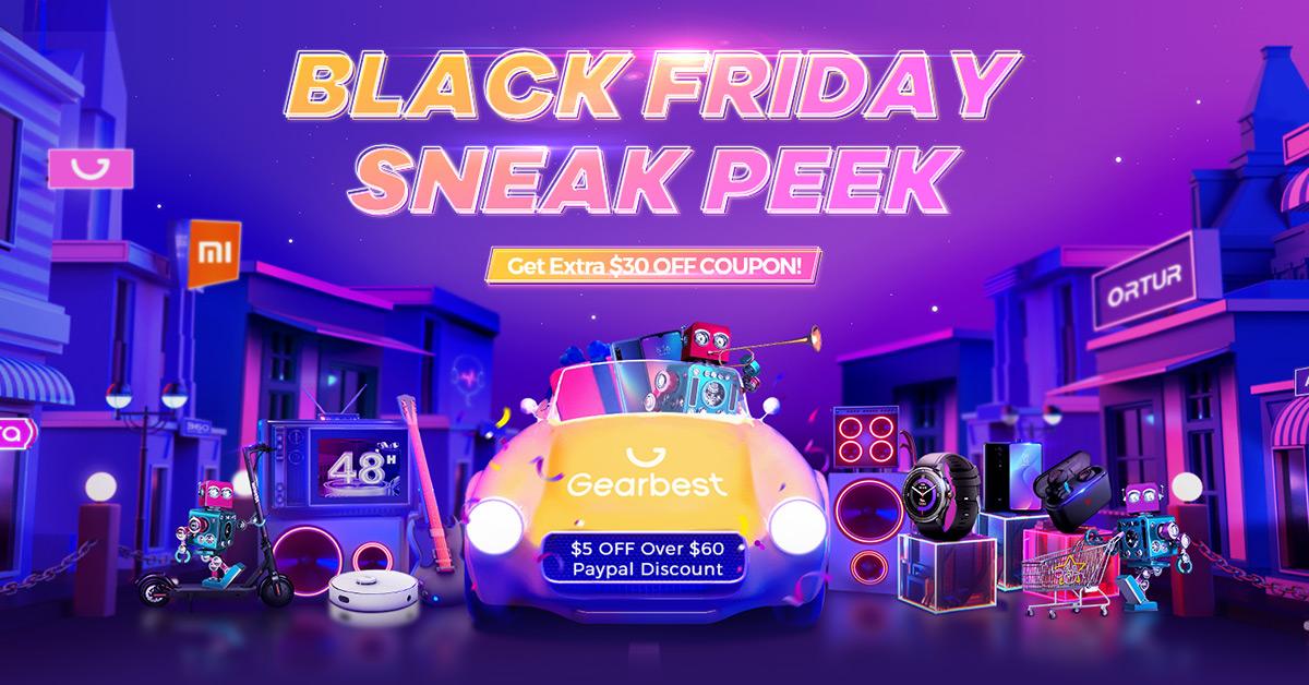 Gearbest Gearbest Black Friday 2020 promotion