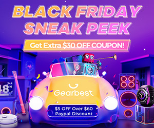Gearbest Gearbest Black Friday 2020 promotion