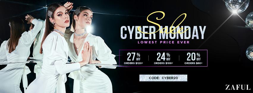 Cyber Monday Sale promotion
