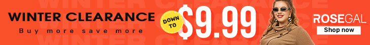 Down To $9.99 Winter Clearance promotion