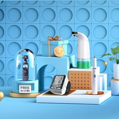 Gearbest Smart appliances promotion